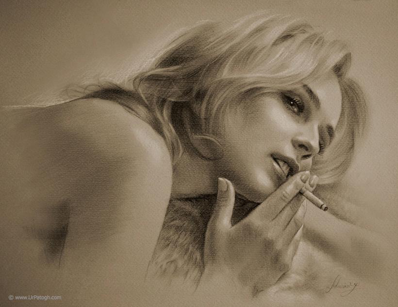 عکس های طراحی های زیبا با مداد